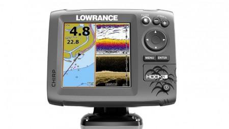 Lowrance Hook-5 200 HYB