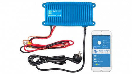 VICTRON Blue Smart IP67 Batterilader 24V 8A m/Bluetooth