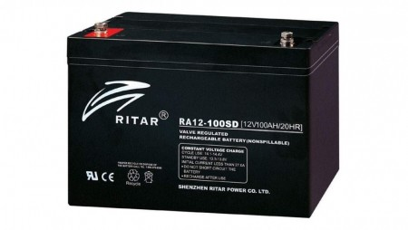 Ritar AGM 100Ah / 12V Deep Cycle