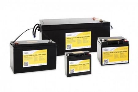 Lithium Batterier