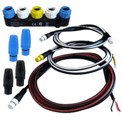 SeaTalkng til NMEA-0183 Adapterkit for VHF