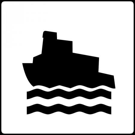 Autopilot for motorbåt.
